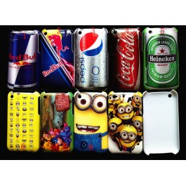 COQUES iPhone 3