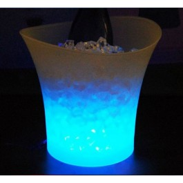 SEAU A GLACE LED MULTICOLORE