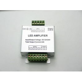 AMPLIFICATEUR RUBANS LED RGBW